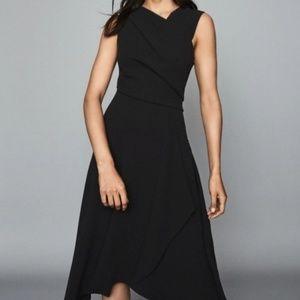 Reiss Marling Midi Dress